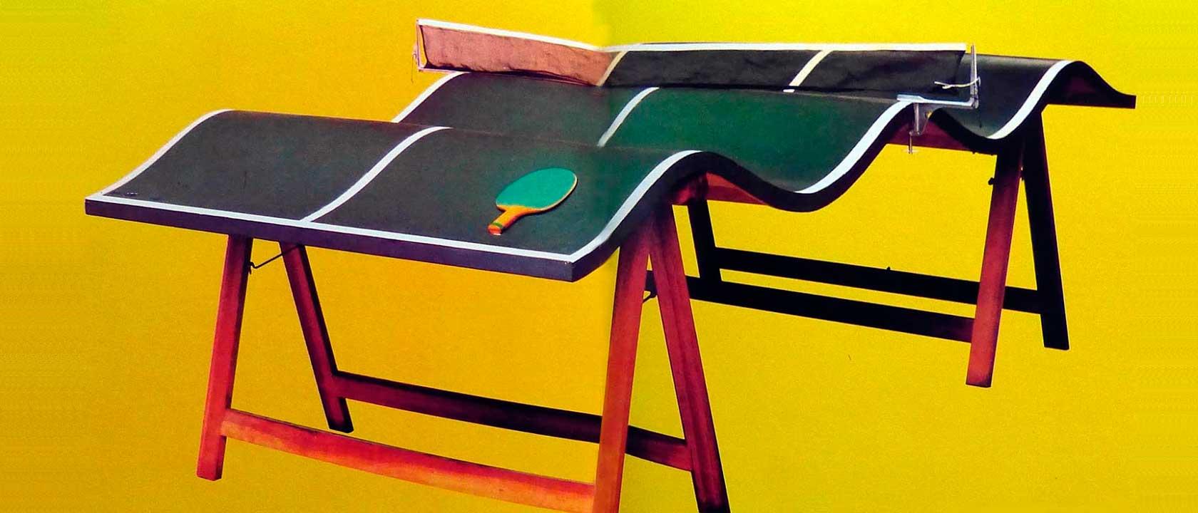 Que garant a tiene una mesa de ping pong ofertas de for Mesa de ping pong milanuncios