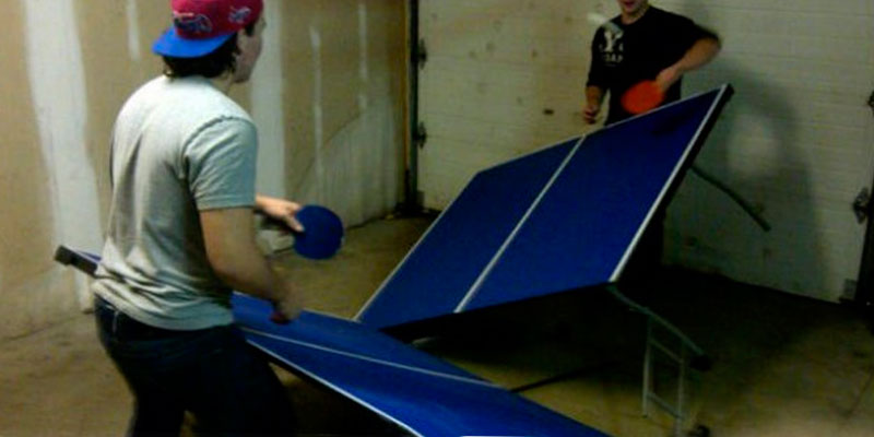garantía para las mesas de ping pong