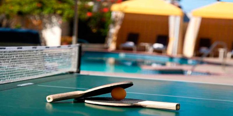 Mesas de ping pong de exterior ofertas de mesas de ping pong for Mesa de ping pong exterior