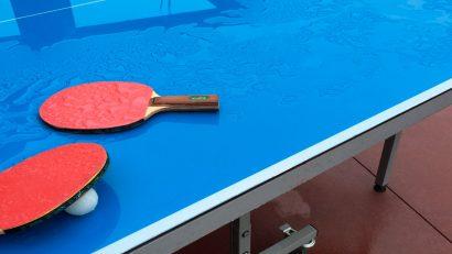 elige la mejor mesa de ping pong de exterior