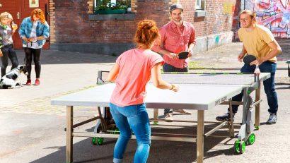 acertar la compra de la mesa de ping pong de exterior
