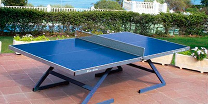 C mo elegir una mesa de ping pong para hoteles ofertas de mesas de ping pong - Mesas de pinpon ...