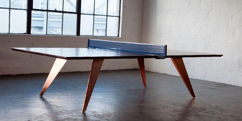 cuanto cuesta una mesa de ping pong exlusiva?