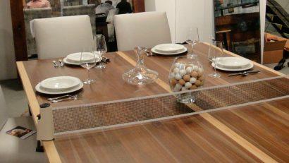 mesa de ping pong de cerremonias